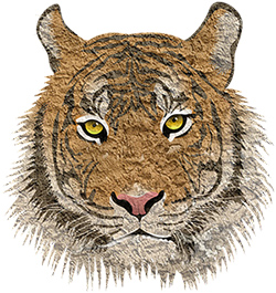 tiger-redbubble-sticker
