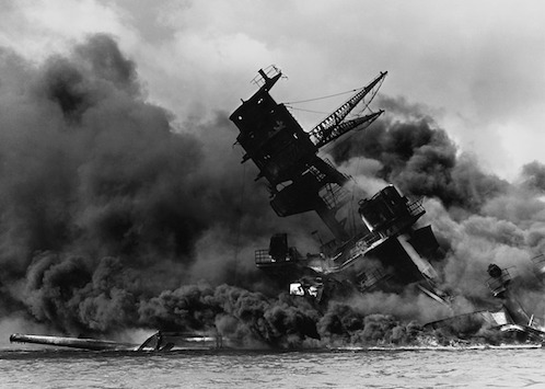 pearl harbor-ship destroyed