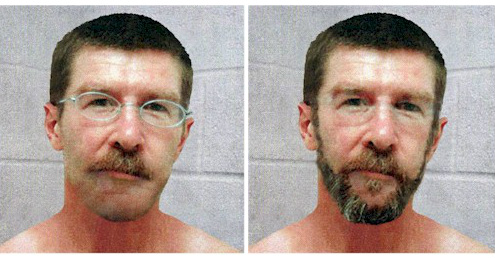 richard lee mcnair police photos